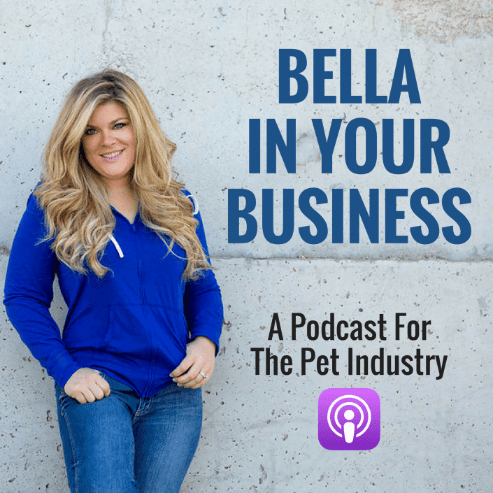 Bella in your business podcast SEO
