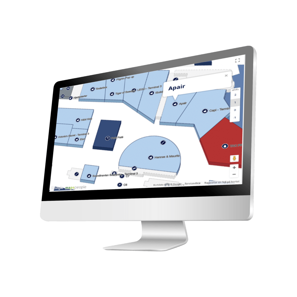 wayfinding software solutions